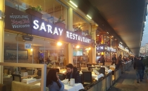 SARAY RESTAURANT - SARAY ON GALATA BİRDGE